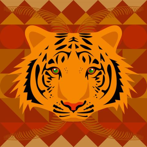 Aztec Tiger