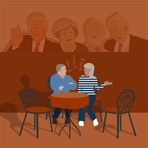 Cafe Debate