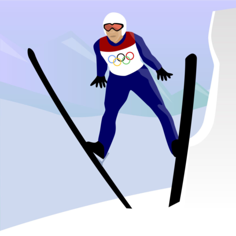 Ski Jump at the Winter Olympics