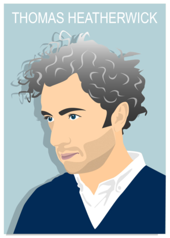 Portrait of Thomas Heatherwick, Architect/Industrial Designer
