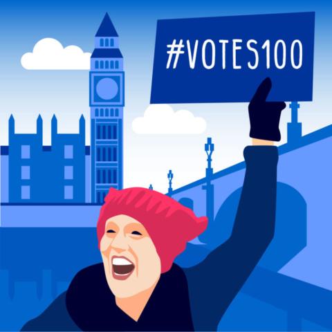 #Votes100