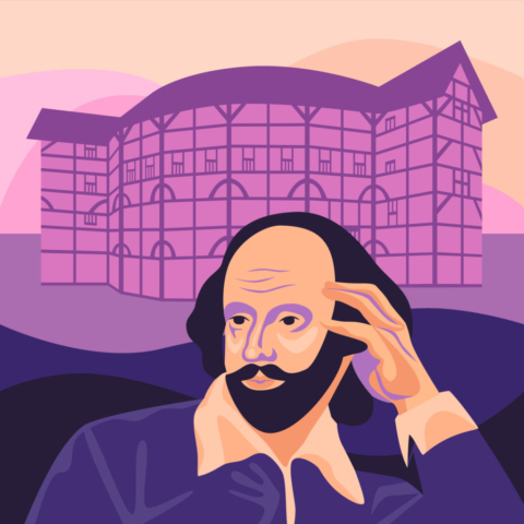 William Shakespeare and the Globe Theatre