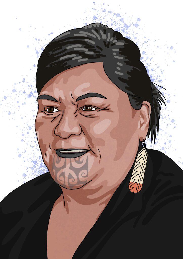 Nanaia Mahuta, New Zealand Minister of Foreign Affairs