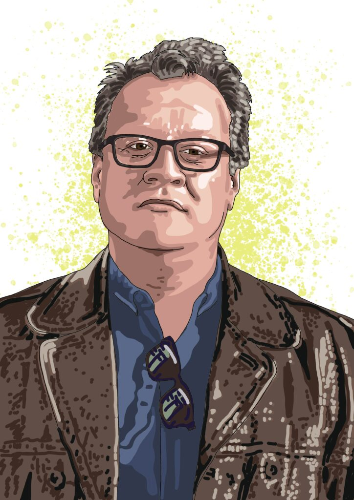 Russell T Davies OBE, is a Welsh screenwriter and television producer