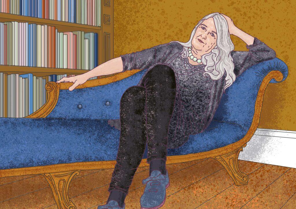 Dame Mary Beard, British classicist and historian