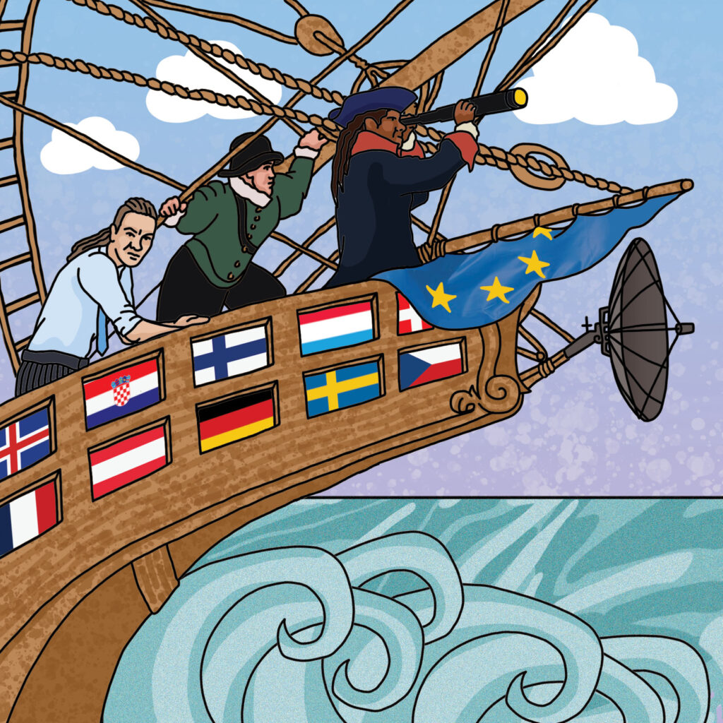 For @Politico Europe 'Whatever happened to the pirates of politics?'