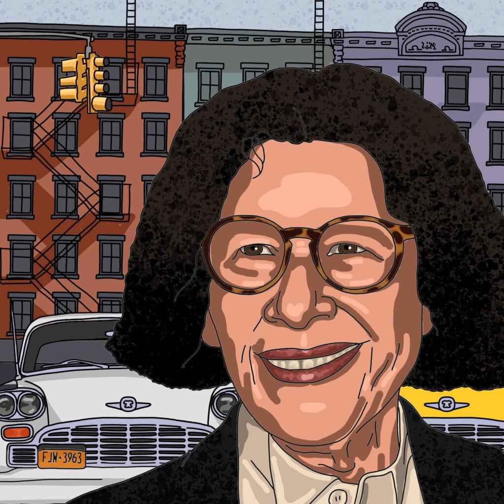 Fran Lebowitz, American author, public speaker, occasional actor