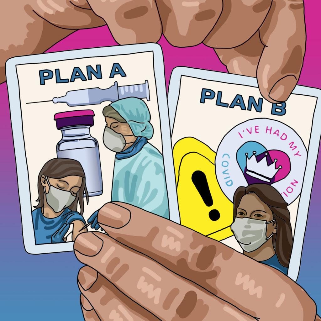 Plan A versus Plan B