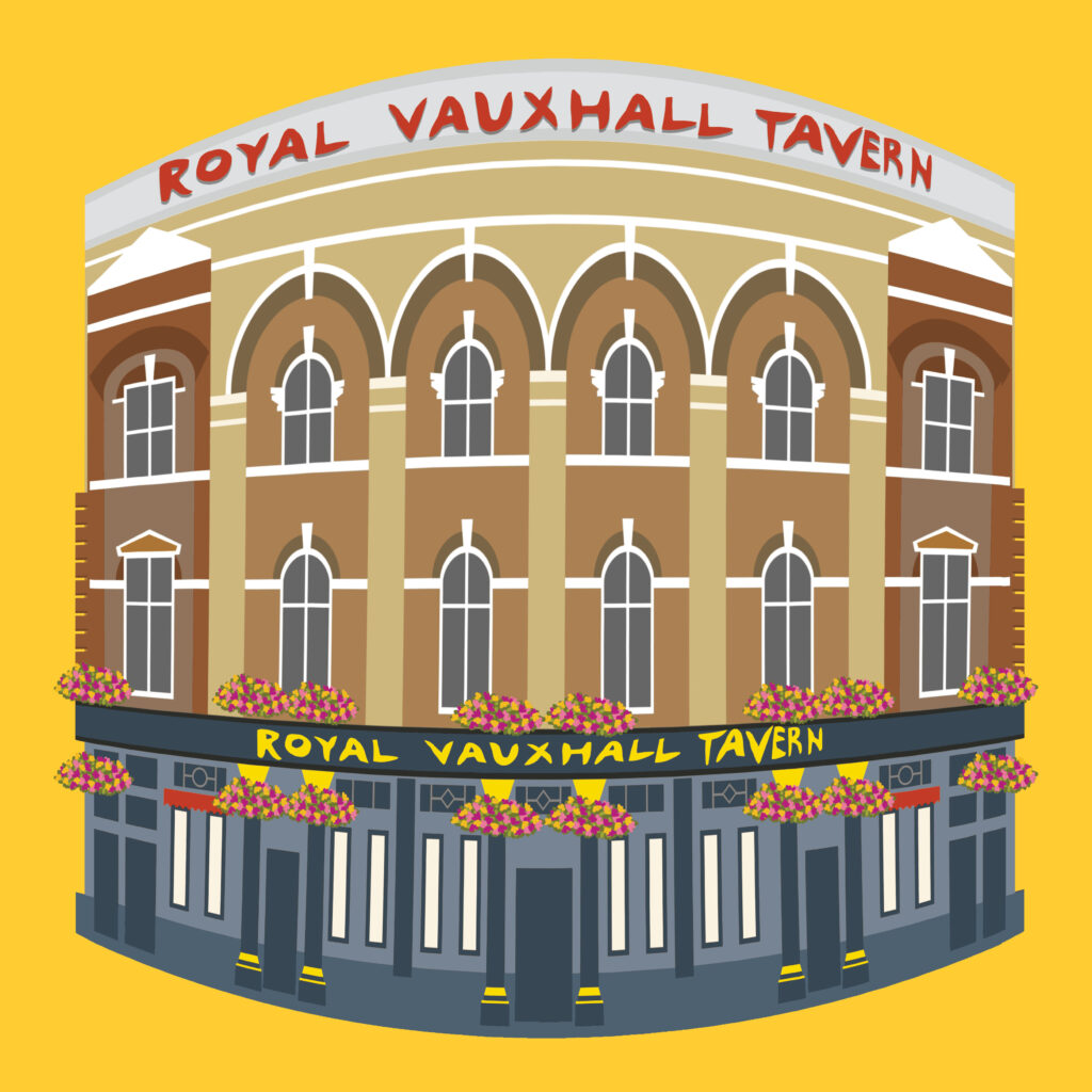 Royal Vauxhall Tavern, private commission