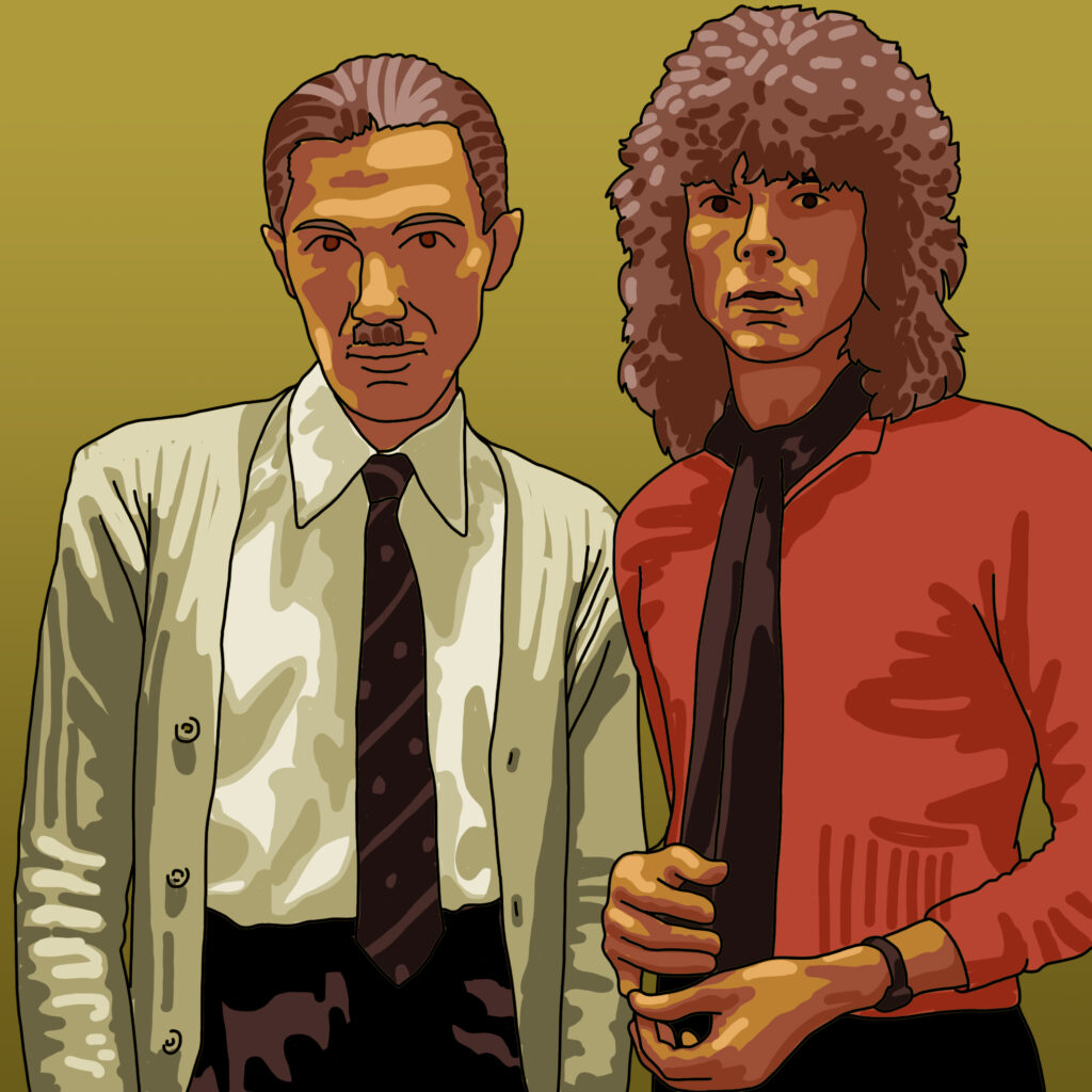Sparks - Ron and Russell Mael